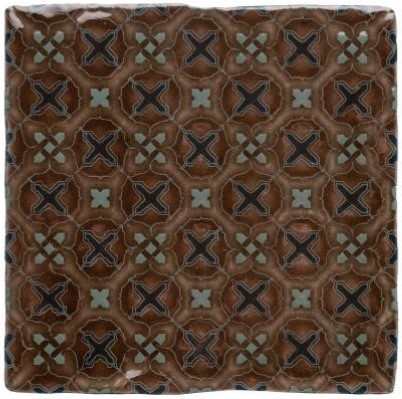 Patchwork orm chestnut