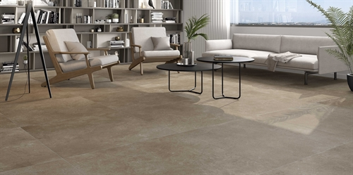 Rock. Taupe 100x100 RT